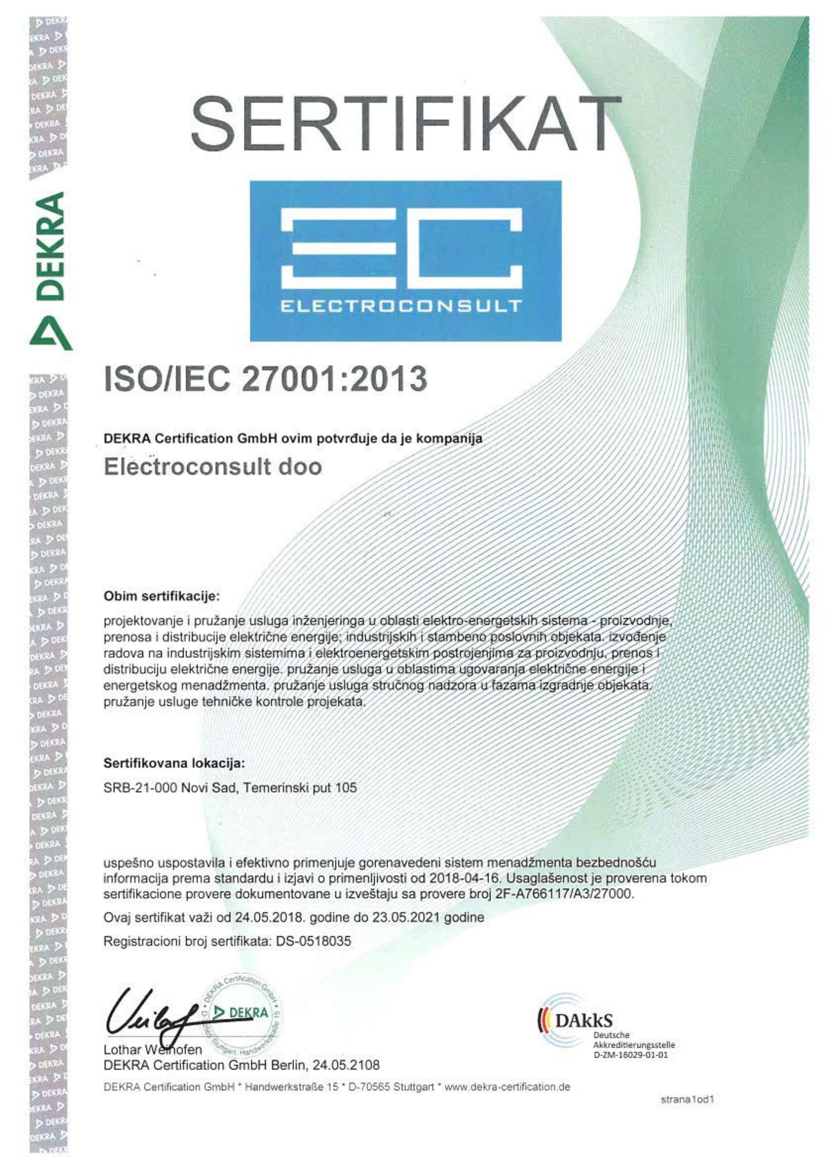 ISO 27001 serbian-1